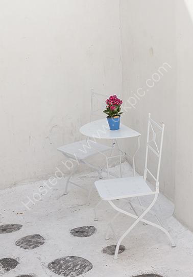 Quite corner Mykonos