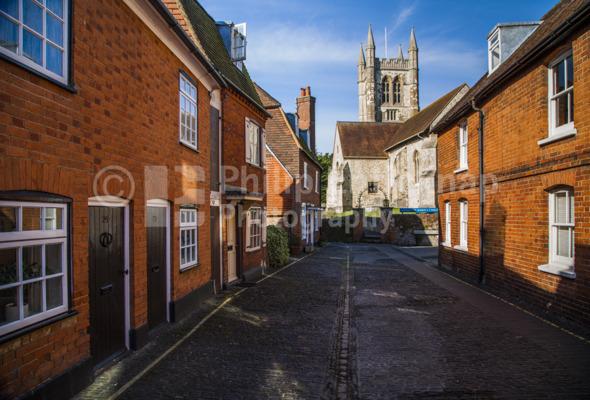 Farnham, Surrey ,England
