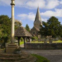 St James Church,Shere. Surrey