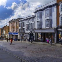 High Street Guildford , Surrey 2015