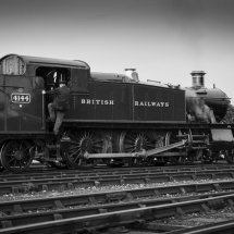 '5101' class 2-6-2T 'large prairie' locomotive No 4144