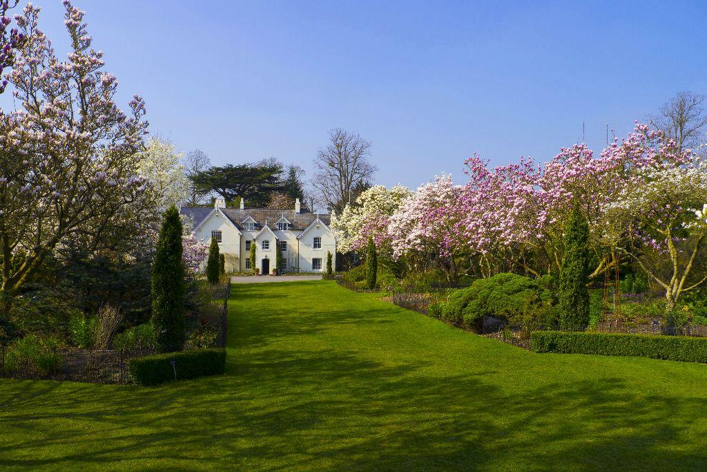 Sir Harold Hillier Gardens.  Romsey, Hampshire, England.