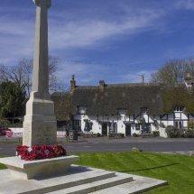 King's Somborne, Hampshire England