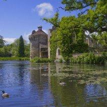 Scotney Castle NT, Lamberhurst ,Kent.