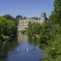 Warwick Castle & River Avon