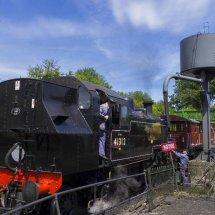 LMS Class 2MT 2-6-2 Tank Locomotive No 41312