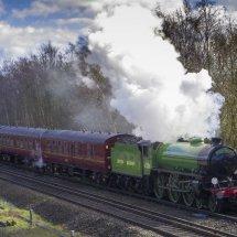 B1 Class loco 61306 Mayflower