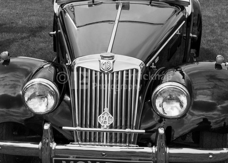 MG TF Classic Car
