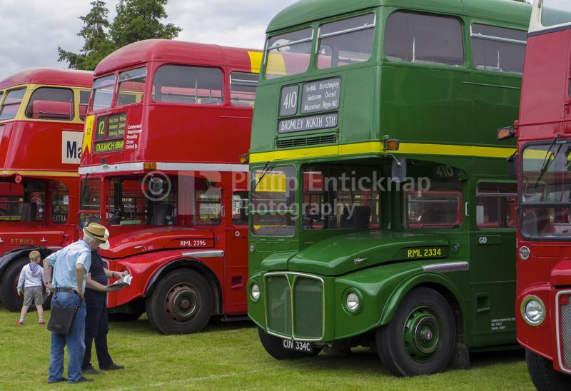 Alton Bus Rally & Running Day 2019