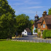 Abinger Hammer, Surrey , England
