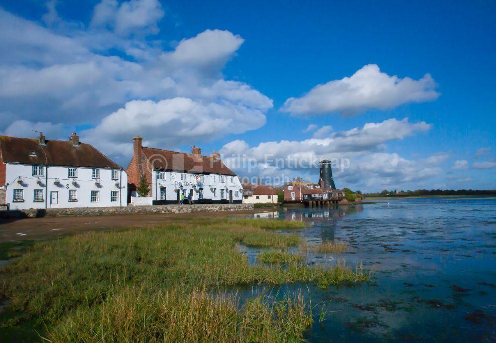 Langston Harbour ,Hampshire, England