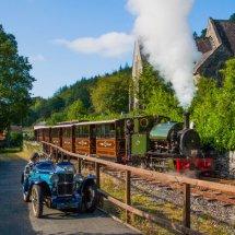 """""""NEW """" August 2021. The Corris Railway, Gwynedd,Wales"""