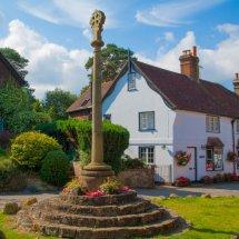 """NEW "" September 2021.Village of Shere ,Surrey, England"