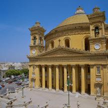Mosta Church.