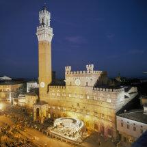 Siena ,Tuscany, Italy