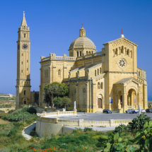Ta' Pinu Basilica,Gozo