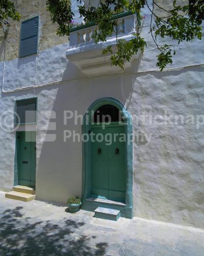 Doorway in Mdina