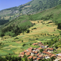 Carmona,Cantabria, Northern Spain