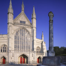 Winchester Cathedral , Hampshire England