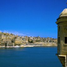Watch Tower, Grand Harbour Valletta.