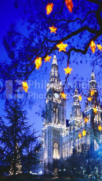 Christmas, Vienna, Austria
