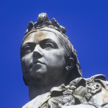 Queen Victoria Statue,Valletta.