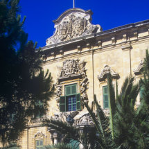 Auberge De Castille Et Leon,Valletta.