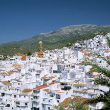 Competa,(White Village)Andulicia, Spain.