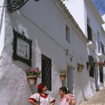 Mijas ,Andalusia, Spain