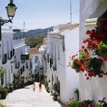 Frigiliana ,Andalucia , Spain .