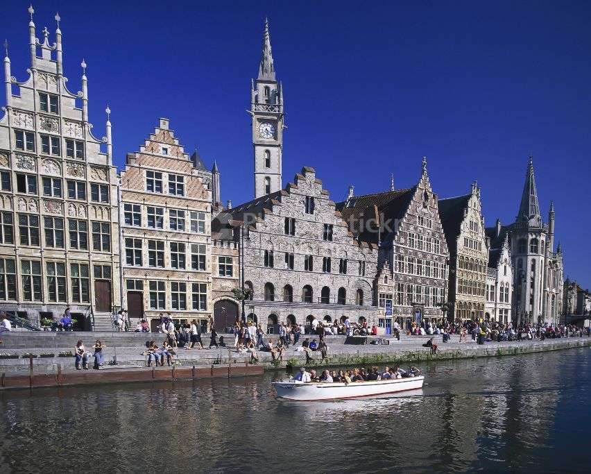 Travel Website Belgium