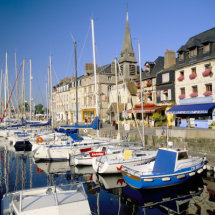 Honfleur,Normandy, France.