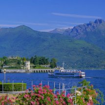Isola Bella, Lake Maggiore,Italy