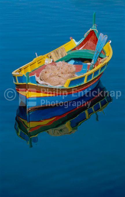 Rowing boat MALTA