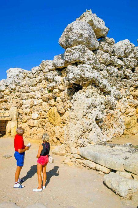 Ggantja Temples GOZO -