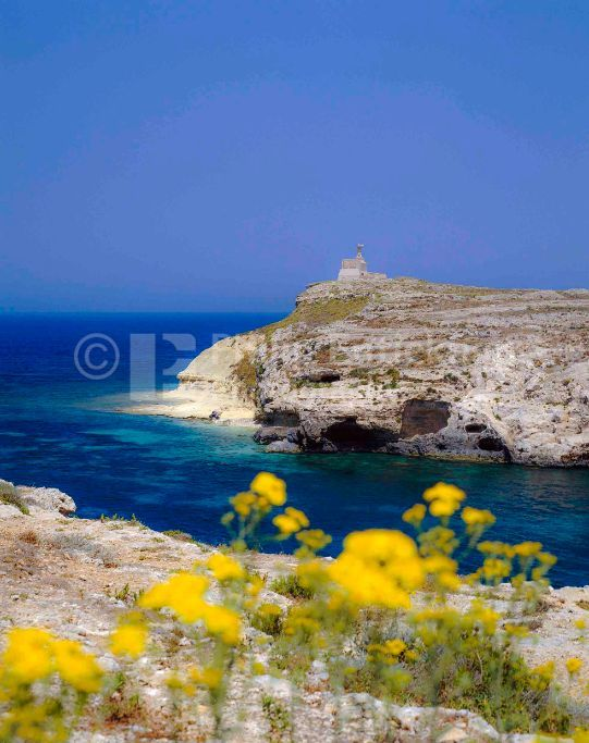 St. Pauls Island,Malta.