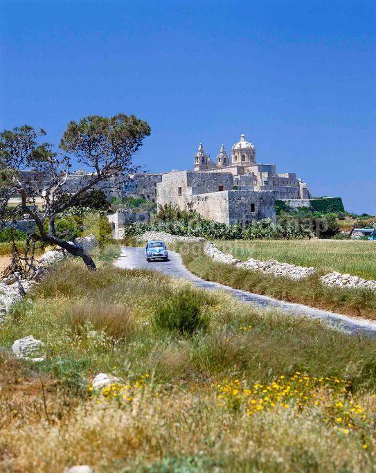 Mdina , Malta