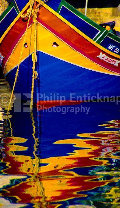 Traditional Fishing Boat,