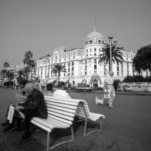 Promenade Des Anglais,Nice,Cote D'Azur, France.( circa 1990 )