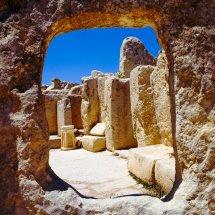 Hargar Qim Megalithic Temples ,Malta