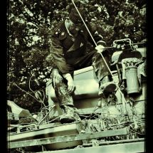 German Tank Commander