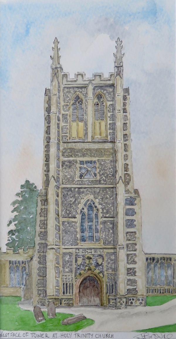 Melford Church
