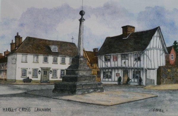 Market Cross Lavenham