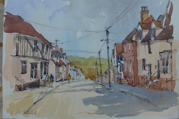 Prentice Street , Lavenham