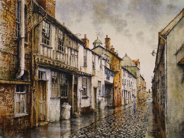 Skinner St, Bury St Edmunds