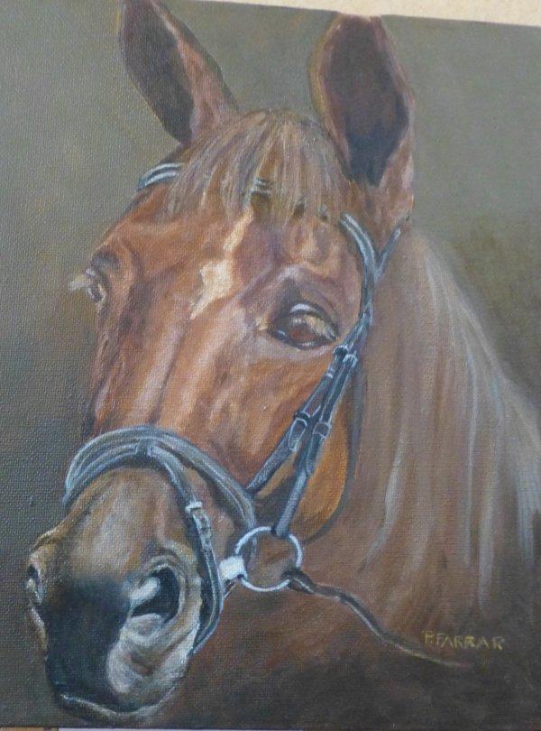The Chestnut Horse
