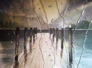Rainy Windermere