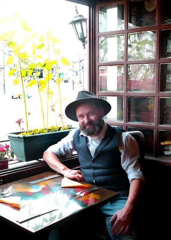 George, Manager, Little Bay Restaurant