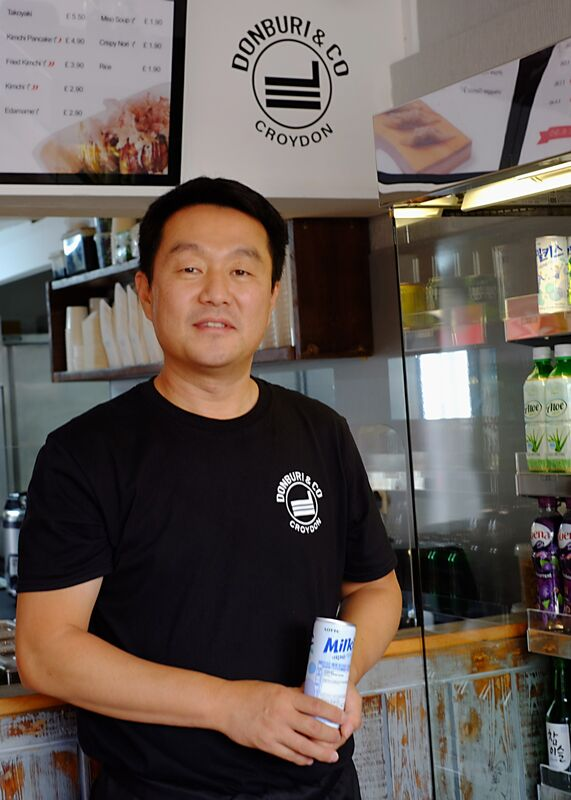 Mick, Donburi & Co., Japanese and Korean Street Food