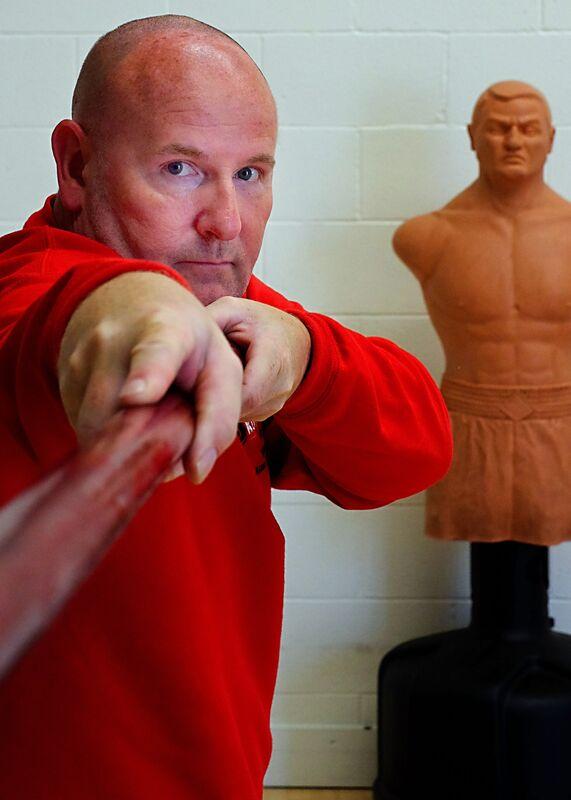 Alan, Chief Instructor and Sifu, Kung Fun Academy